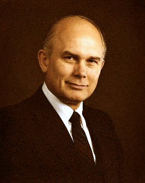 Dallin H. Oaks, President, BYH Class of 1950