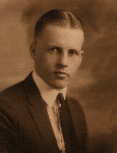 John T. Wahlquist, BYH Class of 1918
