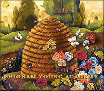 Brigham Young Academy Beehive