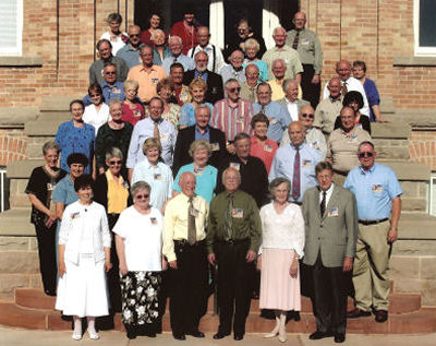 BYH Class of 1957 Reunion in 2007