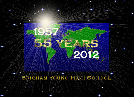 BYH Class of 1957 ~ 55th Anniversary in 2012