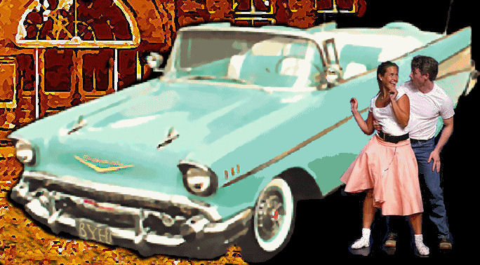 1957 cars finned and fabulous