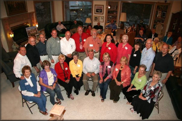 BYH Class of 1959 50th Year Reunion in 2009