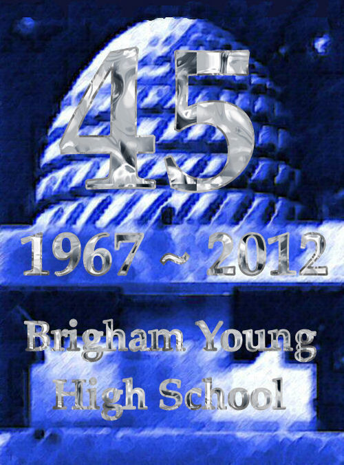 BYH Class of 1967 ~ 45th Anniversary in 2012