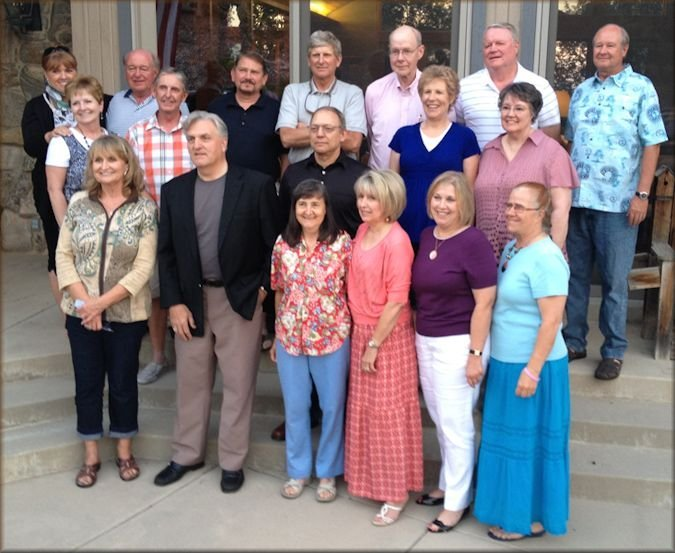 BYH Class of 1967 Reunion in July 2012
