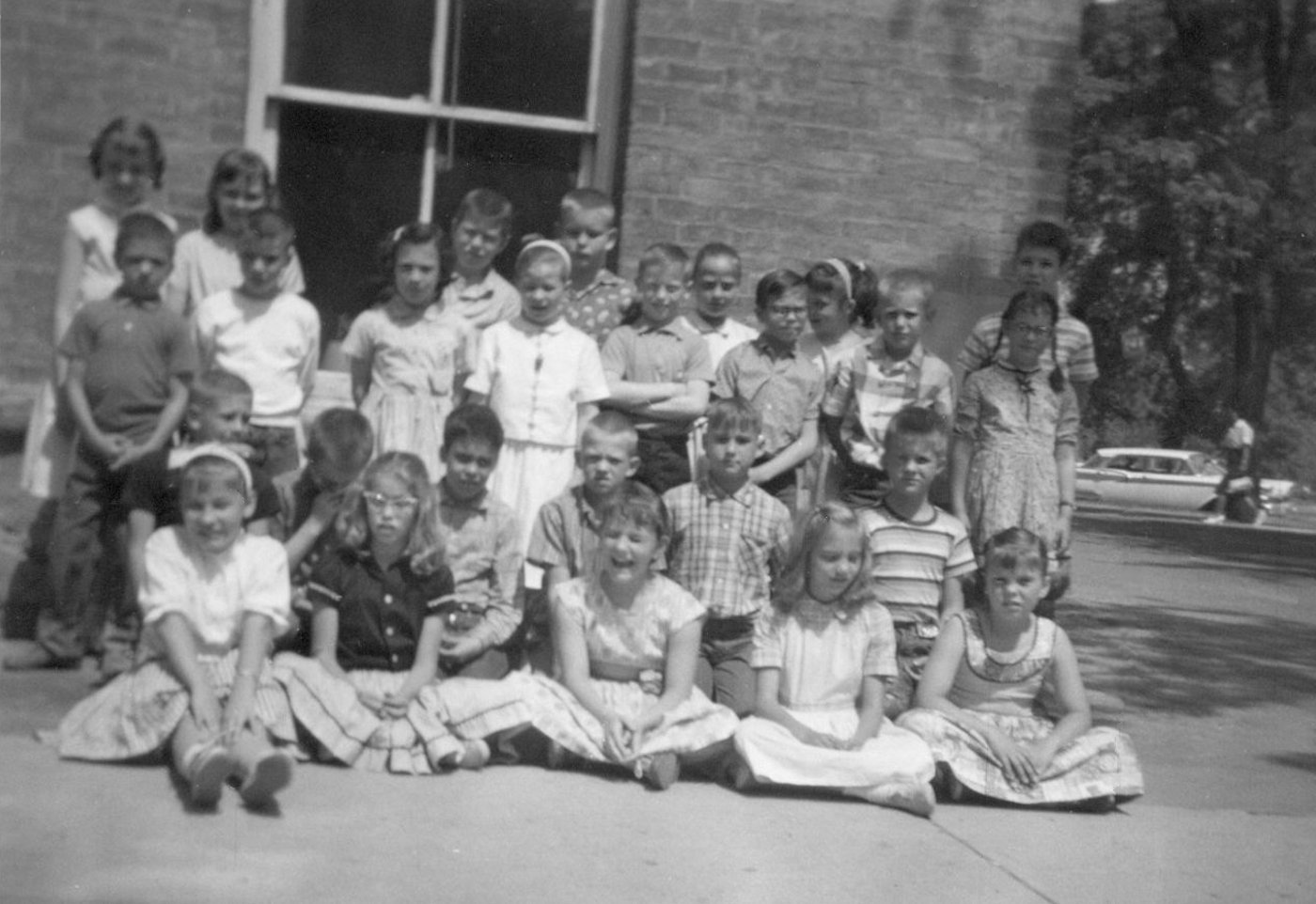 BYH Class of 1969 in 4th Grade, 1960-1961~1