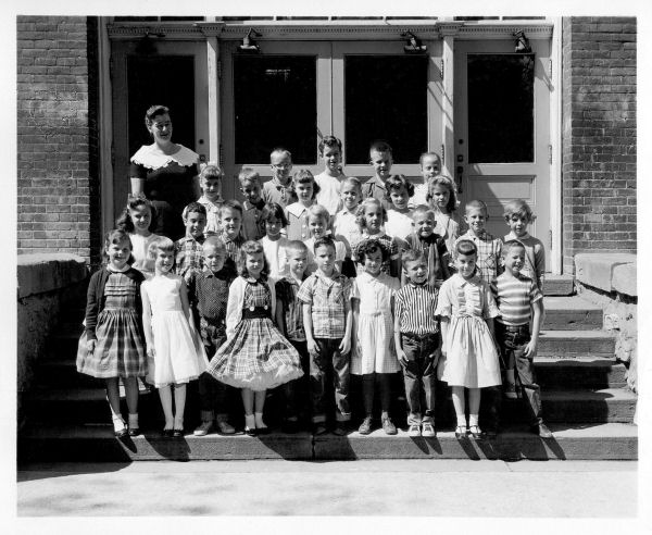 BYH Class of 1969 in 2nd Grade, 1958-1959