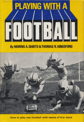 Playing with a Football - Morris A. Shirts