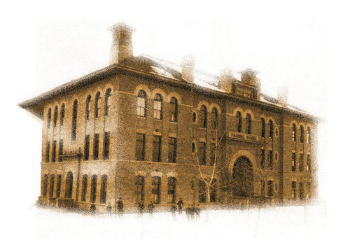 Brigham Young University Training School - 1902