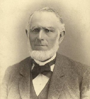 Abraham O. Smoot, a founder, Brigham Young Academy
