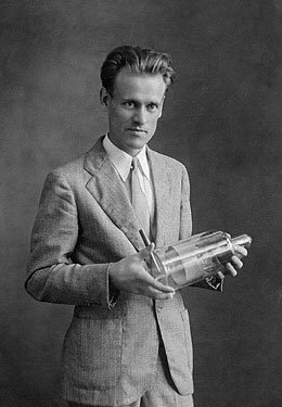 Philo T. Farnsworth: The Father of Electronic Television