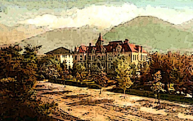 A High School within Brigham Young University