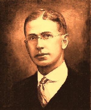 Eugene L. Roberts, later coach at BYU