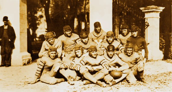 Brigham Young High School Football Team 1920