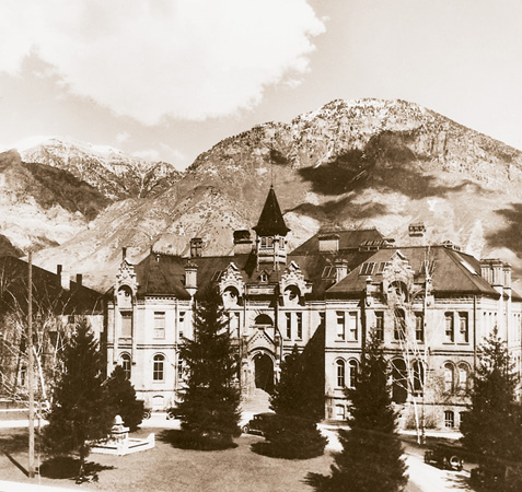 Brigham Young Academy 1903